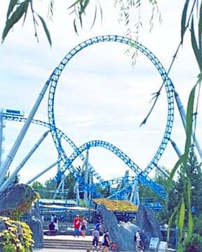 Roller Coaster Europa Park