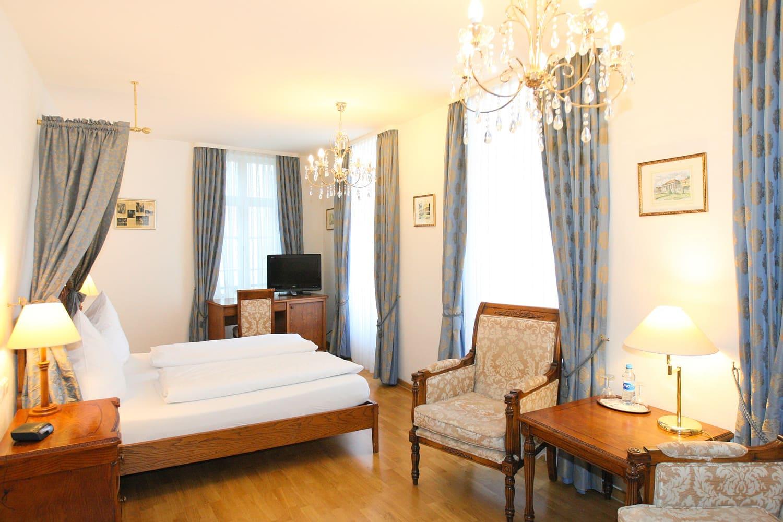 Blaue Suite Zimmeransicht