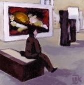 Ausstellung von Ute Kunze